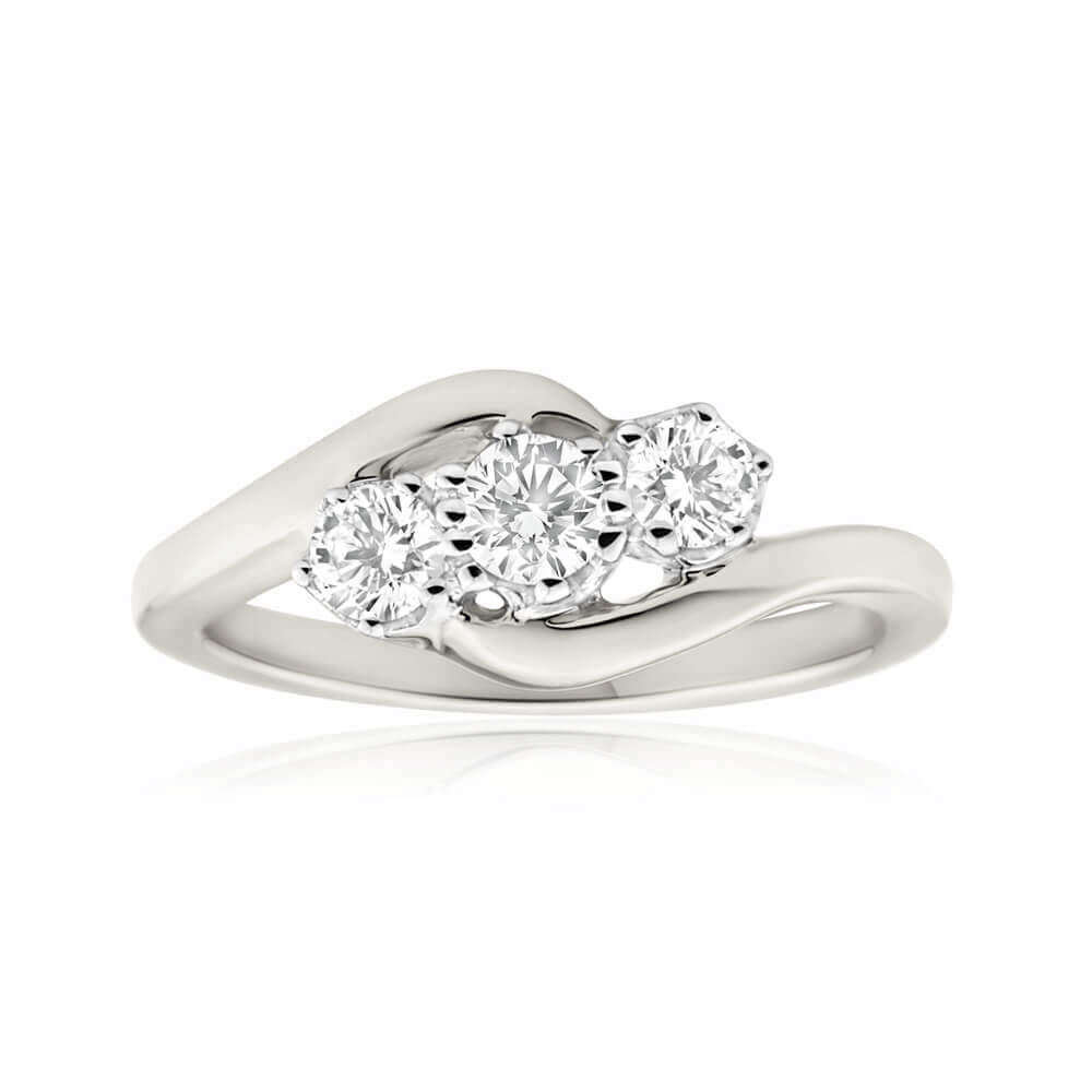 attract jewellers from swarovski ring james ellie image rings trilogy uk