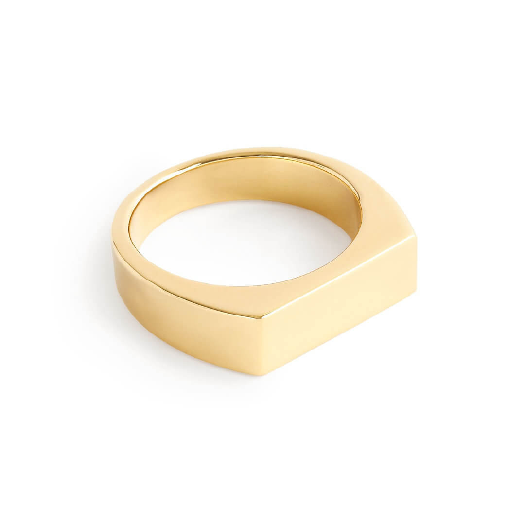 flower mimi exclusive signet ring mg product gold toi et rings